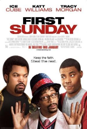 Święty szmal / First sunday (2008) DVDRIP Lektor PL RMVB